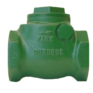 Morrison Bros 246A Swing Check Valve (Ductile Iron)