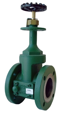 Morrison Bros 534 Flanged Gate Valve with Expansion Relief - Ductile Iron