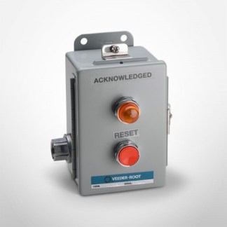 Veeder Root Overfill Alarm Acknowledgement Switch