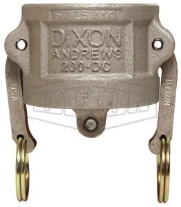 Dixon® Cam & Groove Type DC Dust Cap