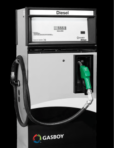 Gasboy Atlas Electronic Fleet 9850K Ultra-hi Flow Series