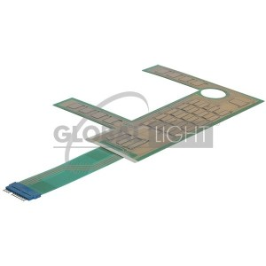 Gilbarco Advantage® Spares Keypad Info Mono