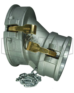 Dixon Bayco API Drop Coupler