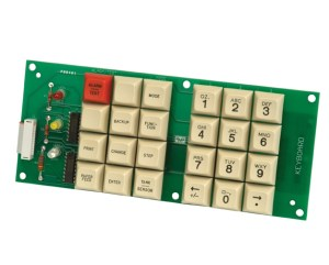 Veeder-Root® Keyboard w/ Keycaps for TLS Consoles