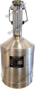5 Gallon Stainless Steel Test Measure