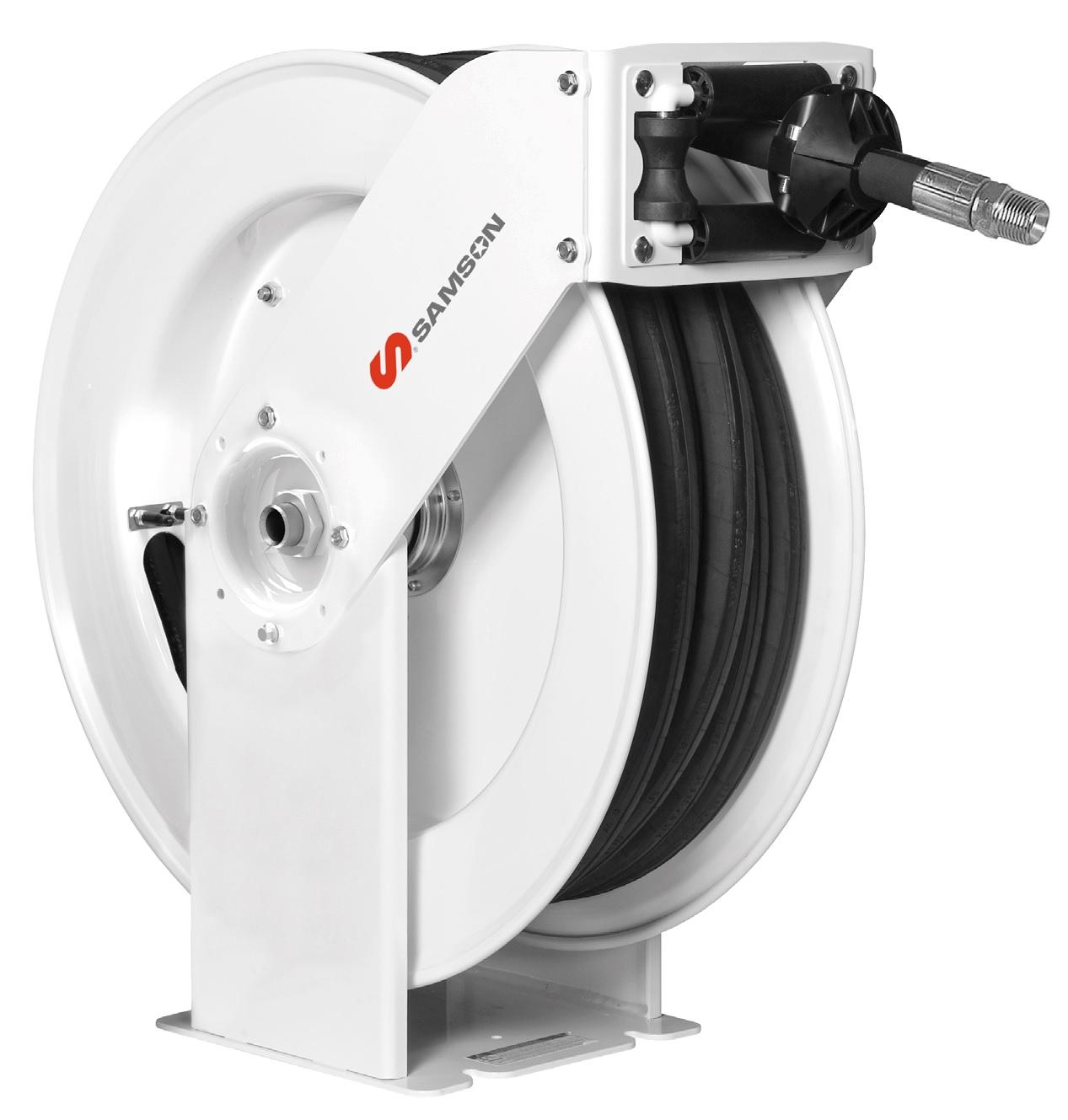 Hose Not Included Reelcraft UR7800 OLB Spring Retractable DEF Hose Reel