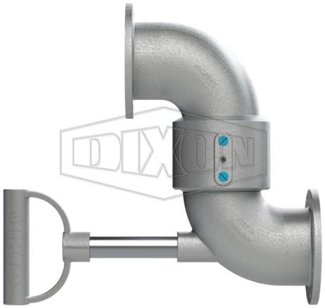 Loading Arm Swivel Style 40 w/ Handle