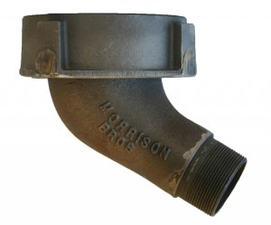 Morrison Bros Tank Car Coupling