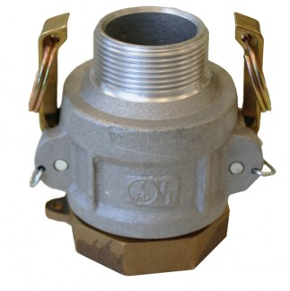 Morrison Bros 231TC Assembled Adaptor Body and Coupler