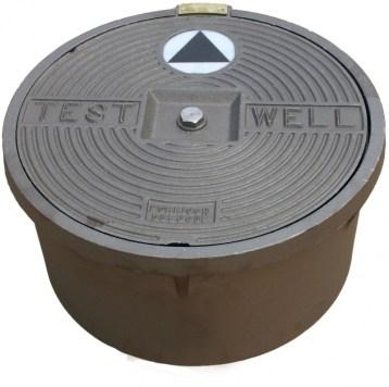Morrison Bros 519 Watertight Monitoring Well Manhole