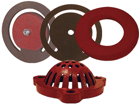 Foot Valve Replacement Parts