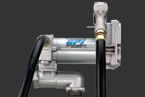 GPI® M-3025CB-ML High Performance Cabinet Pump with Manual Nozzle