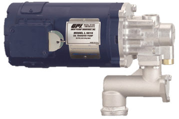 GPI® L5016 12V DC 1/2 HP OIL PUMP
