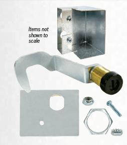 CompX TuBAR Wayne Ovation Lock with Security Box