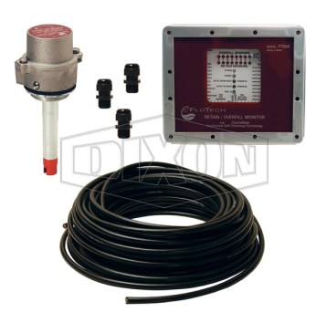 FloTech Checkmate Overfill Detection System