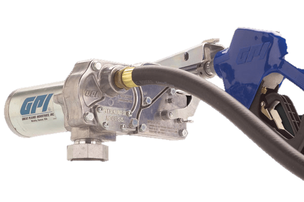12V Bio Diesel Kerosene Fuel Transfer Direct Pump Kit W//Automatic Nozzle 12/'hose