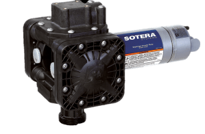 Electric Diaphragm Pumps