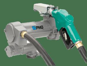 GPI® PRO20-115AD 115VAC Pump with Automatic Nozzle
