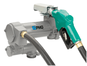 GPI® PRO25-012MD 12V Pump Only with Nozzle