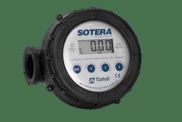 """Fill-Rite 825X700 1"""" Digital Display Nutating Disc Meter"""