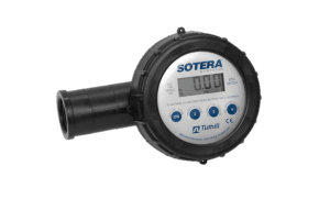 "Fill-Rite 850 1"" Digital Display Nutating Disc Meter"