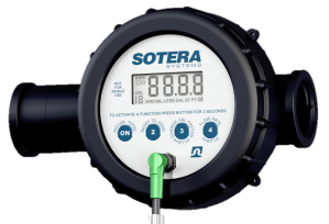 "Fill-Rite 850P 1"" Digital Display Nutating Disc Meter"