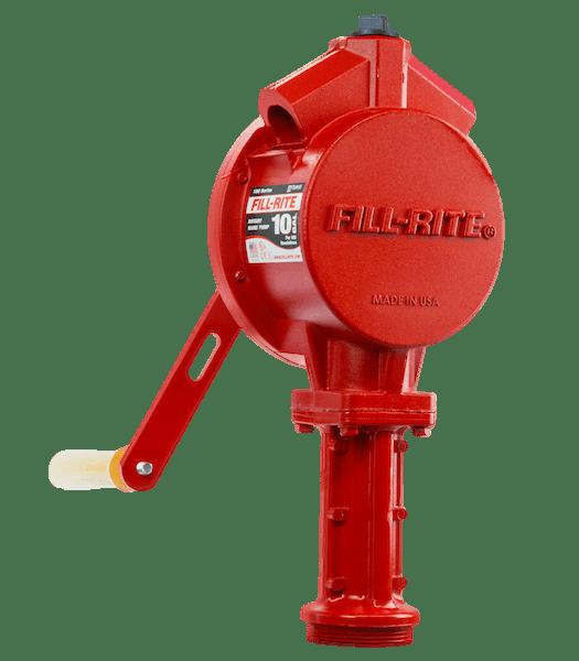 Fill Rite FR110 Rotary Hand Pump Only - National Petroleum Equipment