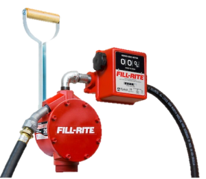 Fill Rite FR156 Piston Hand Pump Package