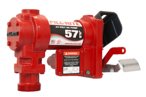 Fill Rite FR2404G 24 VDC Pump Only