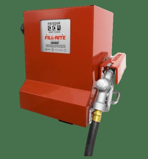 Fill Rite FR702VR 115 VAC Compact Cabinet Pump