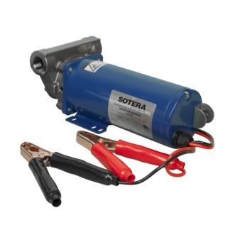 Fill Rite FRSD120800MN 12 VDC DEF SS Rotary Vane Pump, BSPP
