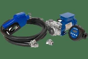 Fill Rite FRSD120800N 12 VDC DEF SS Rotary Vane Pump Package