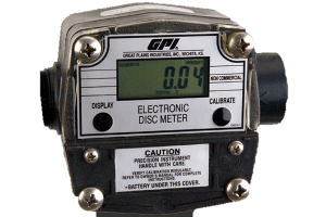"GPI LM-300-Q6N 3/4"" Digital Oil Meter"