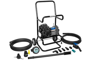 Fill Rite SS465BEXP 115VAC Chemtraveller Diaphragm Pump Package