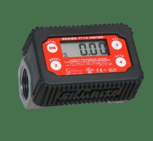 "Fill-Rite TT10AB 1"" In-Line Digital Turbine Meter"