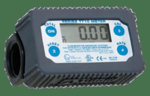 """Fill Rite TT10PB 1"""" Digital DEF Meter, BSPP Threaded"""