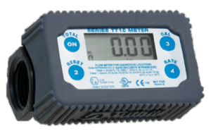 "Fill Rite TT10PB 1"" Digital DEF Meter, BSPP Threaded"