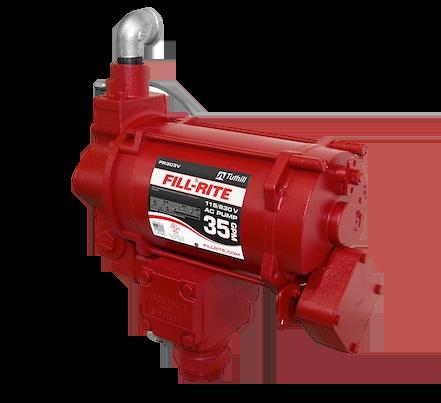 Fill Rite FR303V 115/230VAC Pump for AST Remote Dispensers