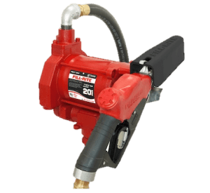 Fill Rite FR710VB 115V AC High Flow Pump with Automatic Nozzle