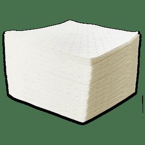 Ram Oil Only 15″ X 18″ Medium Weight Absorbent Pads, 100 ct Bundle