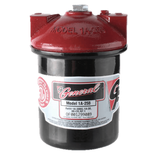 General Fuel Oil Filter Housing