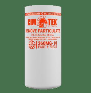 CimTek 260MG-10 Microglass Particulate Filter