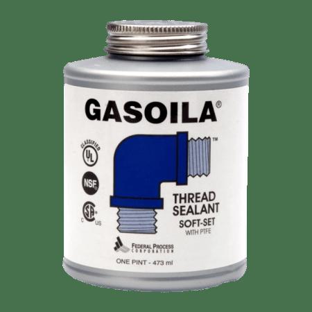 Gasoila® Soft-Set Thread Sealant with PTFE