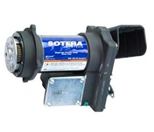 Fill Rite 400EXPF6846 12V Explosion Proof Motor Assembly with Gear Pack