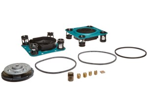 Fill Rite Series 400 Pump Rebuild Kit with Santoprene Diaphragms
