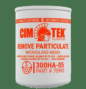 """CimTek 300HA-05 3/4"""" Particulate Filter"""