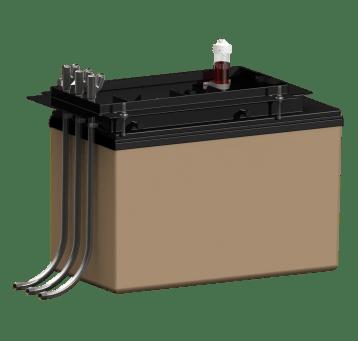 Bravo B-8000-D-AB Narrow Deep Monitored DoubleWall Dispenser Sump