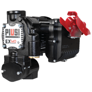 PIUSI EX140 120VAC Continuous Duty Fuel Pump