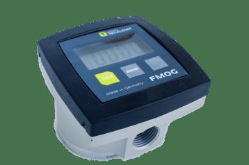 Tecalemit FMOG Aluminum HD Oil Meter