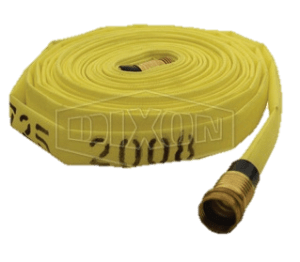 "Dixon 3/4"" GHT x 50' Forestry Mop Up Hose"